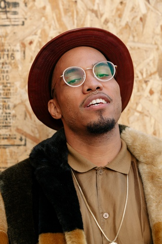 Anderson Paak - The Fader