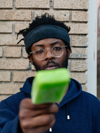 Knxwledge - The Fader